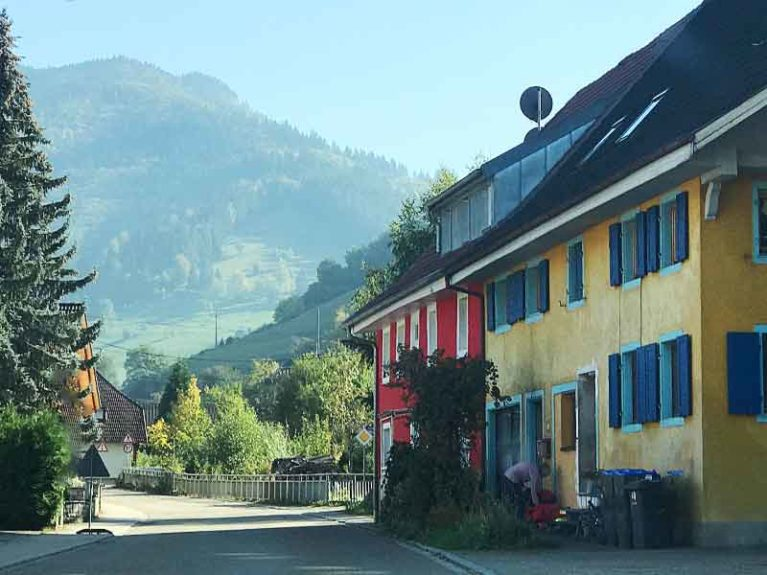 Ortszentrum Münstertal