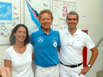 Schulung Klaus Eder Schmerztherapie nach Liebscher und Bracht